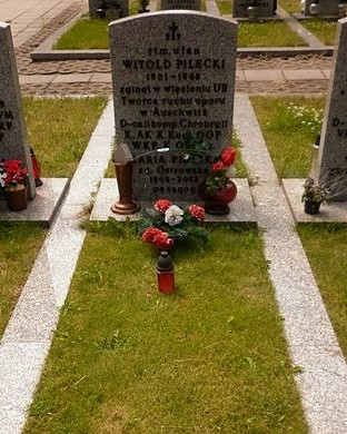 Tombe Witold Pilecki